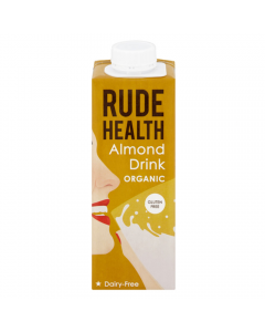 Rude Health Almond Drink Organic mini 250 ml
