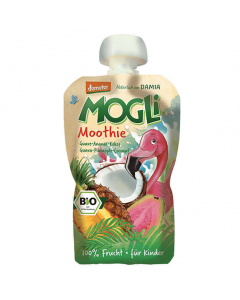 Mogli Moothie Guava Pineapple Coconut 100 gr