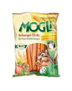 Mogli Pizza Sticks 75 gr