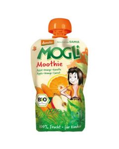 Mogli Moothie Apple Orange Carrot 100 gr