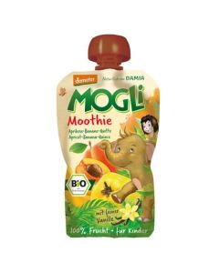Mogli Moothie Apricot Banana Quince 100 gr