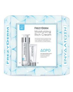 Frezyderm Moisturizing Rich Cream 50 ml & Anti-ageing body cream 80 ml
