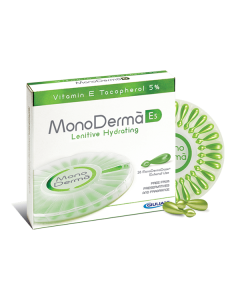 Monoderma E5 Vitamin E Tocopherol 5% Lenitive Hydrating 28 doses