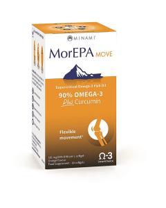 Minami MorEpa Move 60 softgels