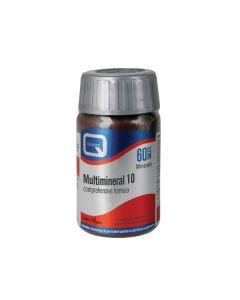 Quest Multimineral 10 complex formula 60 tabs