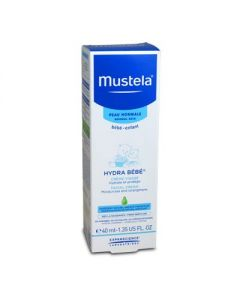 Mustela Normal Skin Hydra Bebe Facial Cream 40 ml