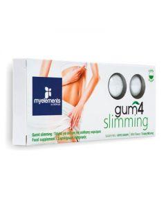 My elements Gum 4 Slimming 10 pcs