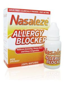 Nasaleze Allergy Blocker nasal spray