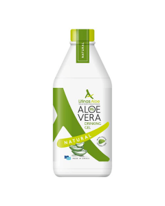 Litinas Aloe Vera Drinking Gel Natural 1000 ml