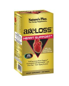 Nature's Plus AgeLoss Heart Support 120 tabs
