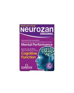 Vitabiotics Neurozan 30 caps
