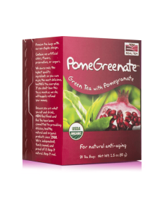 Now Real Tea PomeGreenate 24 Bags