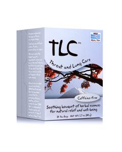 Now Real Tea TLC Caffeine free 24 Bags
