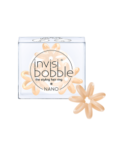 Invisibobble Nano Be or Nude to Be Hair Rings