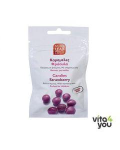 NutraLead Candies Strawberry 40 gr