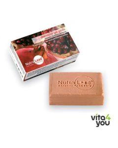 NutraLead Φυτικό Σαπούνι με Ρόδι 125 gr