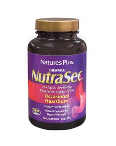 Nature's Plus NutraSec Chewable 90 tabs