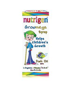 Nutrigen Growmega Fish Oil Syrup 200 ml