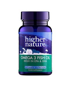 Higher Nature Omega 3 Fish Oil High in EPA & DHA 30 caps