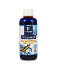 My Elements Omeganeed Cod Liver Oil forest fruit 250 ml