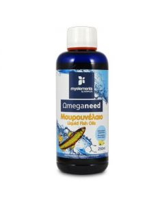 My Elements Omeganeed Cod Liver Oil lemon flavor 250 ml