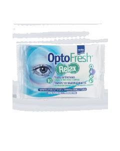 Intermed Optofresh Relax Eye Mask 10 pcs