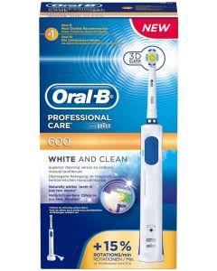 Oral-B Precision Clean 600 White Clean