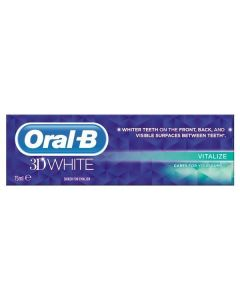 Oral-B 3D White Visalize Toothpaste 75 ml