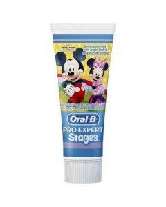 Oral-B Stages Disney Οδοντόκρεμα 75 ml