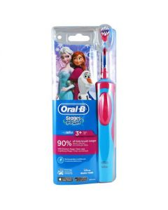 Oral-B Stages Electric Toothbrush Frozen for Girls Age 3+