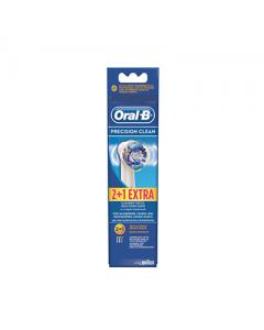Oral-B Precision Clean Ανταλλακτικά βουρτσάκια 2+1 Δώρο