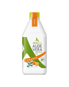 Litinas Aloe Vera Drinking Gel Orange 1000 ml