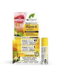Dr. Organic Vitamin E Lip Balm 5.7ml