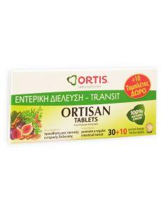 Ortis Ortisan 30 & 10 tabs