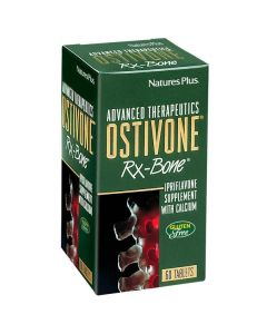 Nature's Plus Ostivone Rx-Bone 60 tabs