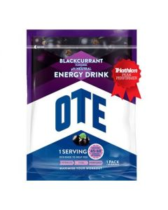 Ote Energy Drink Blackcurrant 1.2 kg