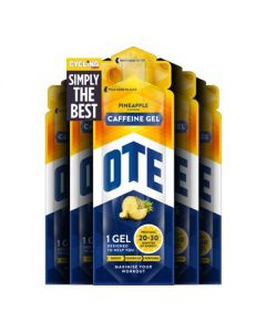 Ote Caffeine Energy Gel Pineapple 56 gr