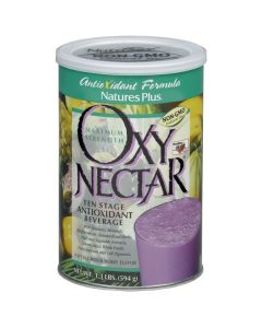 Nature's Plus Oxy-Nectar Ten-Stage Antioxidant Beverage 594 gr