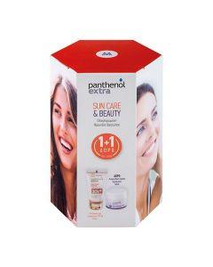Panthenol Extra Sun Care Color SPF30 ml & Face and Eye Cream 50 ml