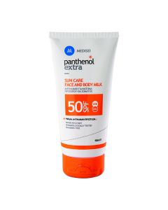Panthenol Extra Sun Care Face & Body Milk SPF50 150 ml