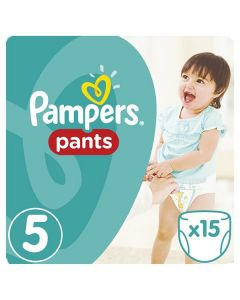 Pampers Pants Junior no5 (12-18 kg) 15 nappies
