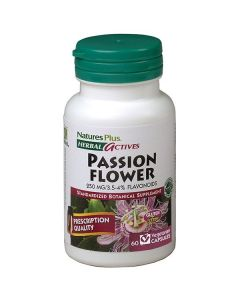 Nature's Plus Passion Flower 250 mg 60 veg.caps