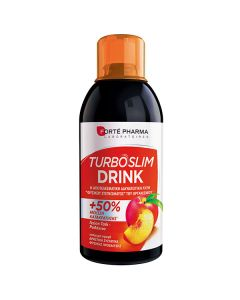Forte Pharma Turboslim Drink 500 ml Peach