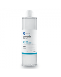 Panthenol Extra Micellar Cleanser 3 in 1 500 ml