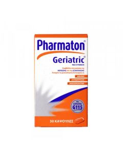 Pharmaton Geriatric 30 softgels