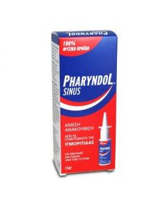 Pharyndol Sinus spray 15 ml