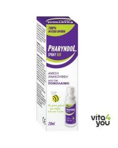 Pharyndol Spray for children 20 ml