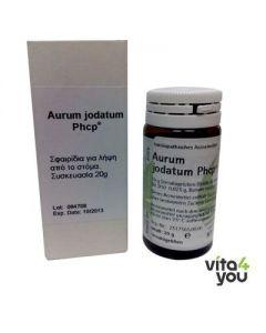 Phonix Aurum Jodatum Phcp tabs 20 gr