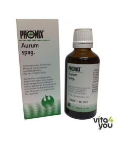 Phonix Aurum spag 50 ml