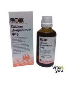 METAPHARM Phonix Calcium Phoshoricum spag - Πόσιμες σταγόνες 50